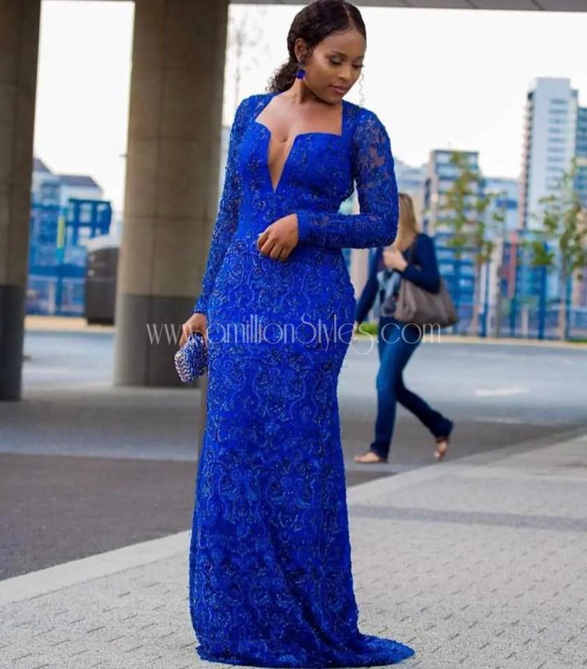 Spicy Hawt Asoebi Dresses From The Gram!