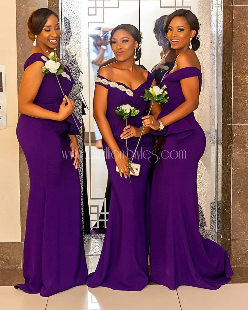 When You've Got The Best Bridesmaids Styles, You Show Them Off!