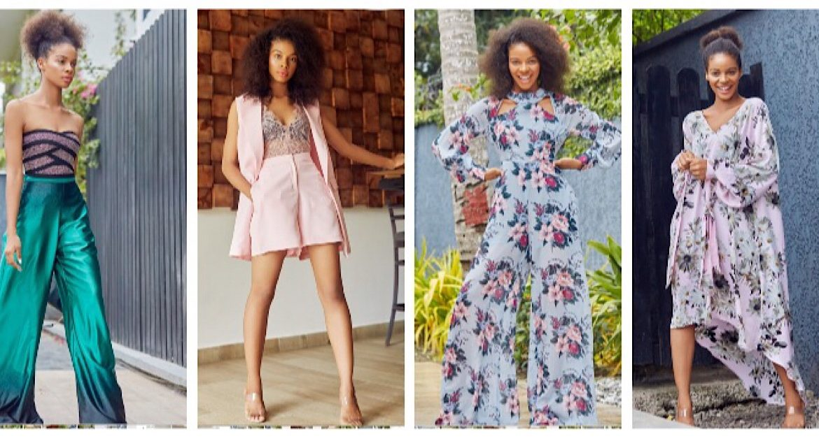 Nigerian Brand Belangelique Releases It's New Collection Titled Summer Vibes And It's Chic!