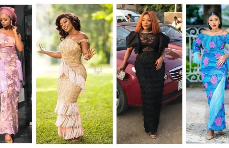 Fringe Asoebi Styles Lookbook 10