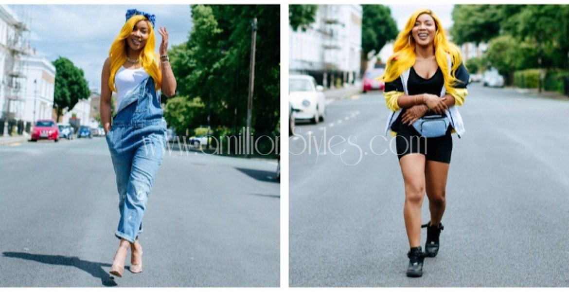 Lola Oj Is Giving Us Pure Nineties Vibes In These Photos