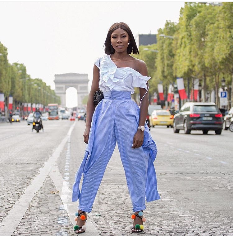 Ogugua Okonkwo Of Style Temple: A Designer Who Wears Her Own Designs