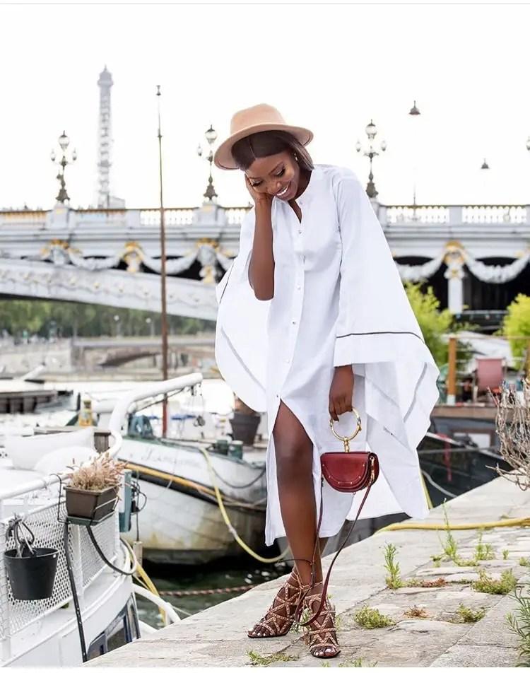 Ogugua Okonkwo Of Style Temple: A Designer Who Wears Her Own Designs