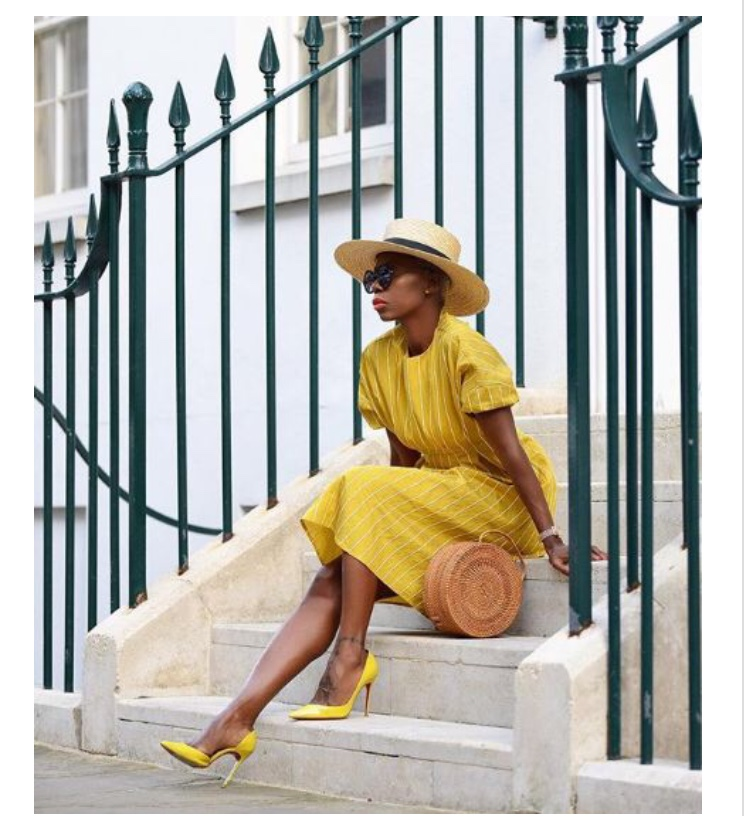 Style Blogger Sade Akinosho Shows Us How To Wear A Hat And Look Totally Stunning