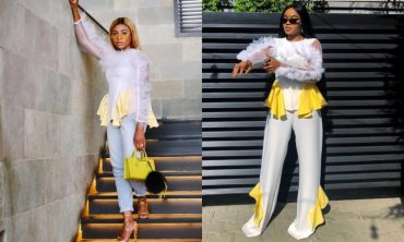 Who Wore It Best? Stephanie Coker or Style Blogger Olivia Arukwe In Sama Woman