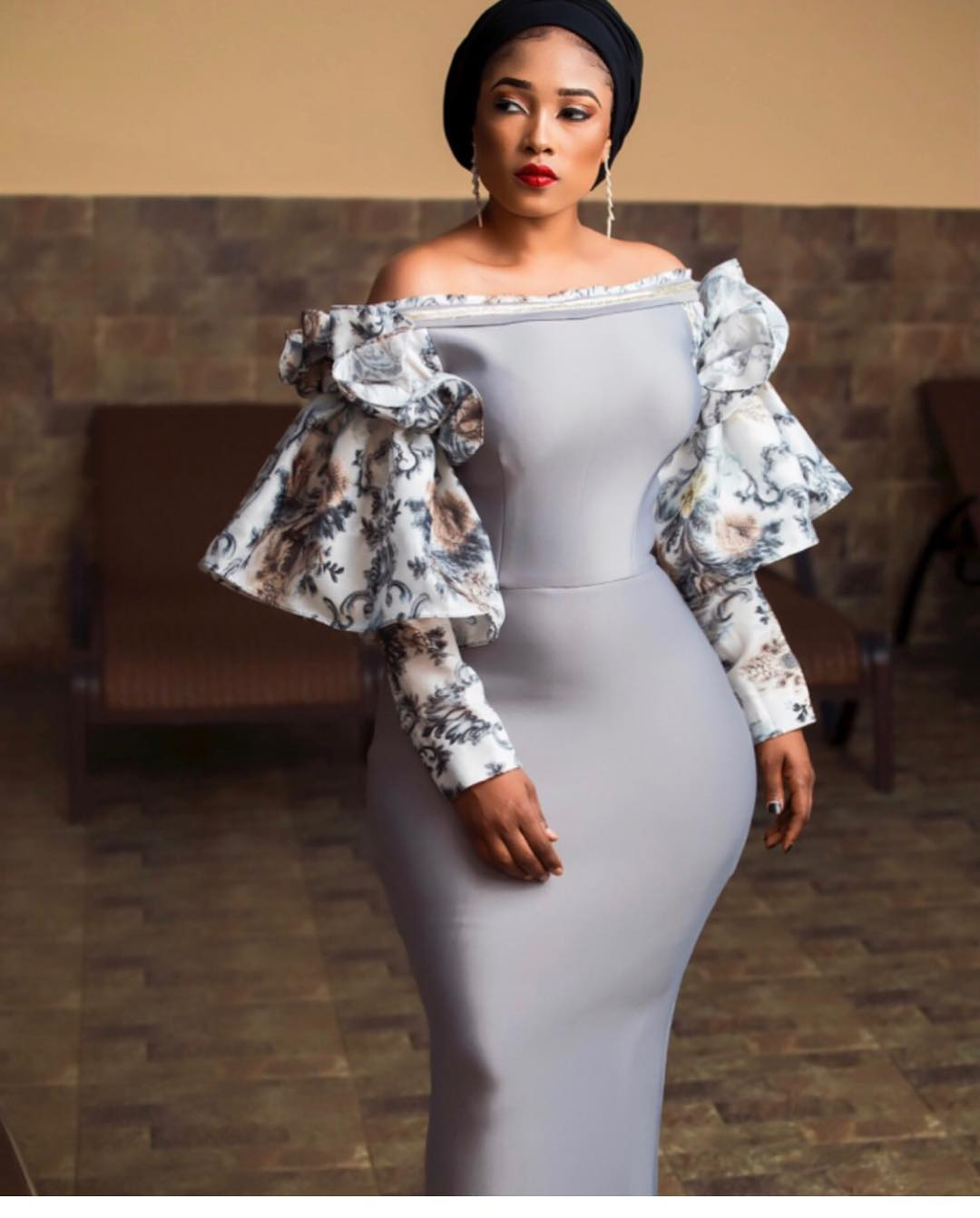12 Nigerian Made Dresses That Are Banging Hawt!!