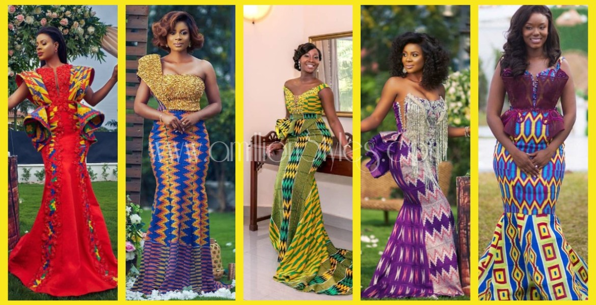 See Our Favourite Kente Styles