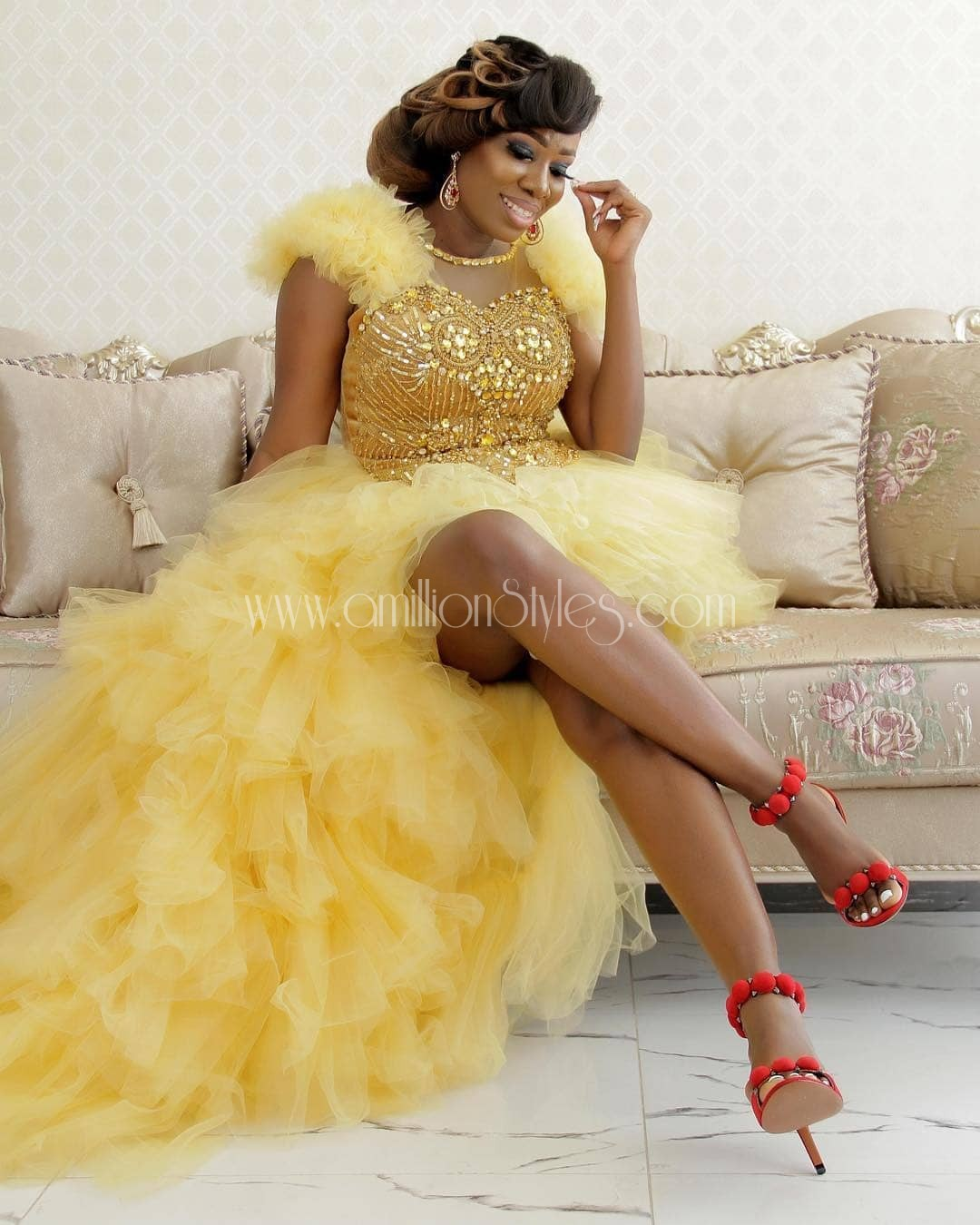 Best Asoebi Styles Of The Week August 4-9