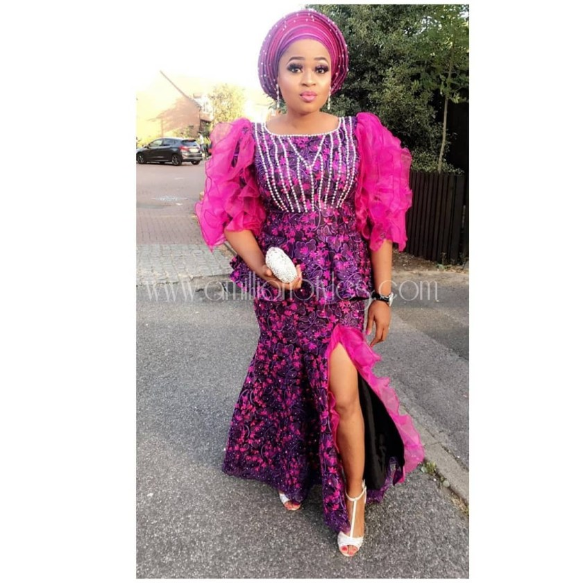 Here Are Fabulous Asoebi Styles Ideas For Older, Mature Women!