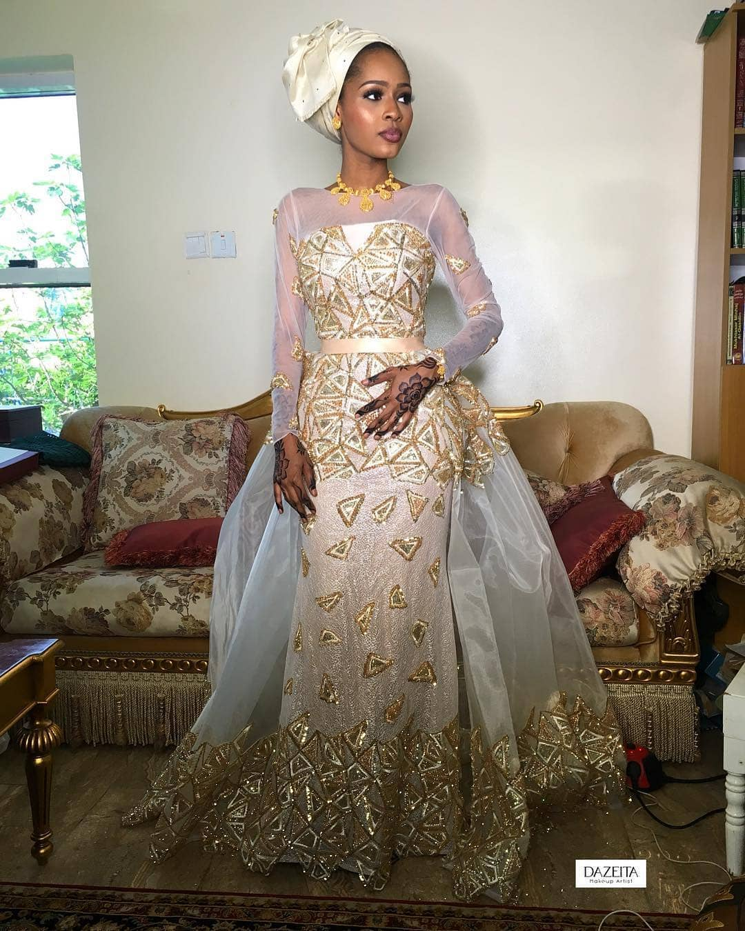You Will Love These Northern Bridal Outfits