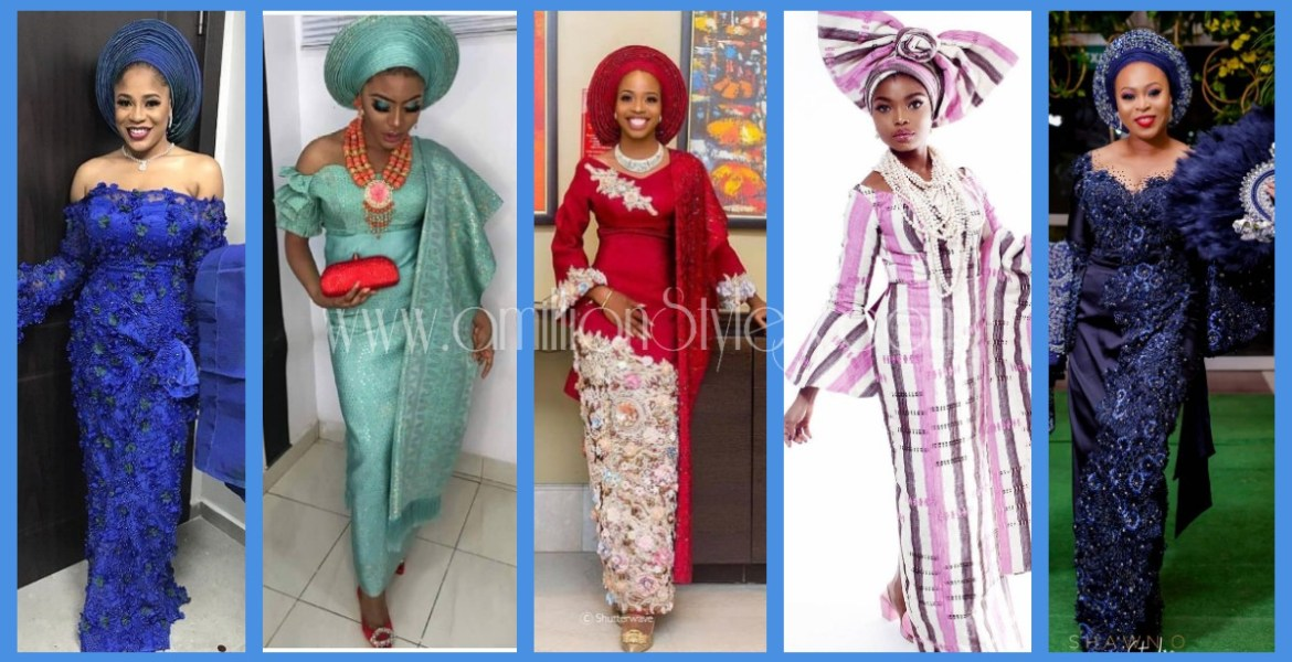 Here Are The Best Yoruba Traditional Wedding Attires You've Ever Seen!