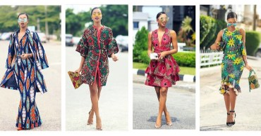 WCW: Angel Obasi And Her Fashionable Ankara Styles