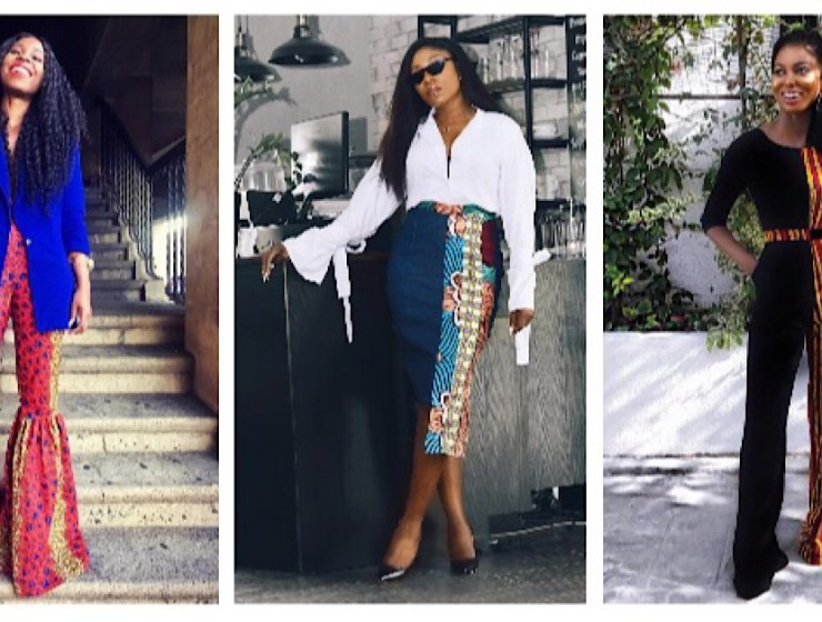 Six Ways You Can Wear Ankara To Work This Week