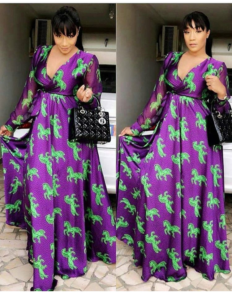 Ten Gorgeous Ankara And Asoebi Outfits For Church This Sunday