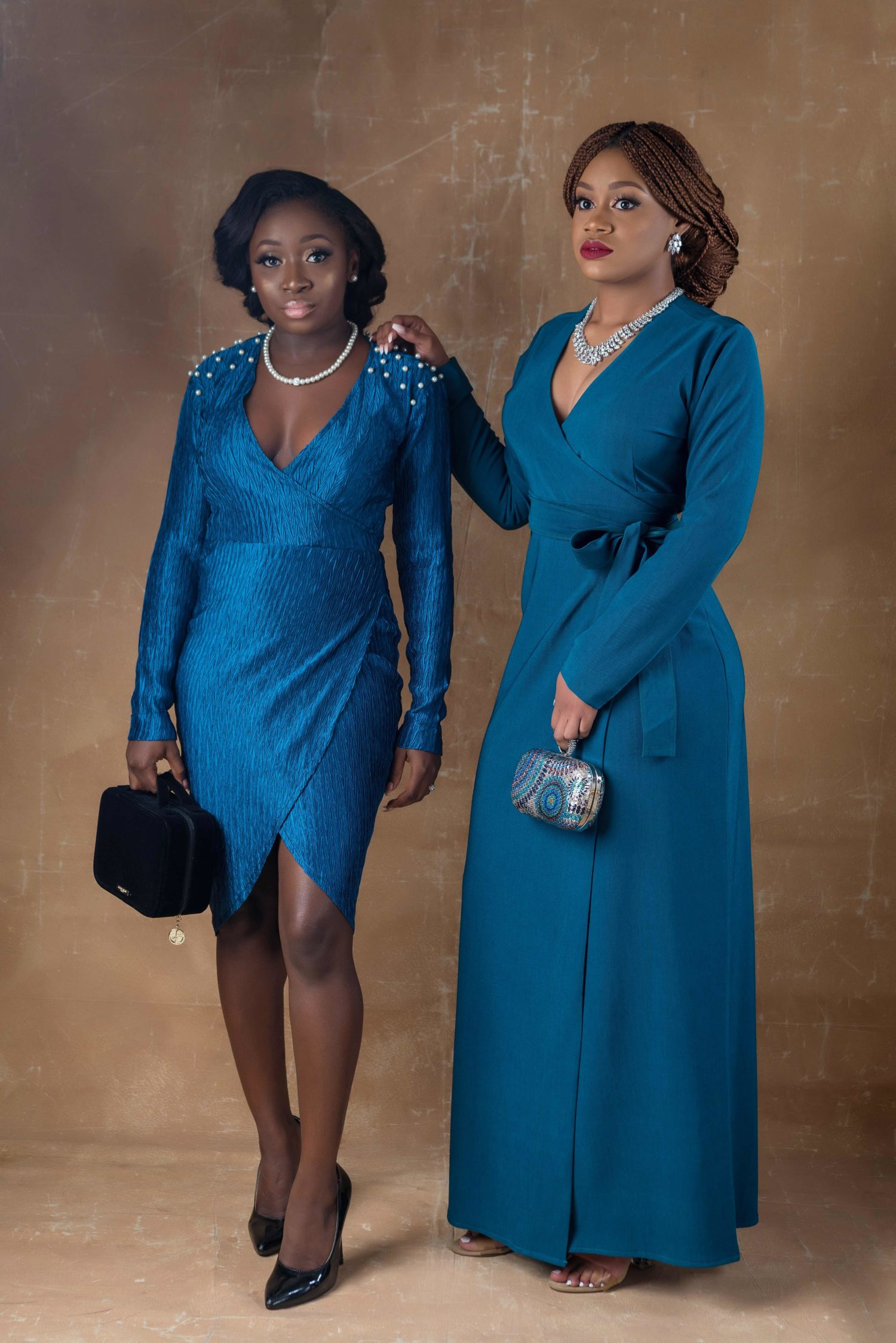 Nigerian Fashion Brand Maxine Arthurs Releases It's Debut Collection