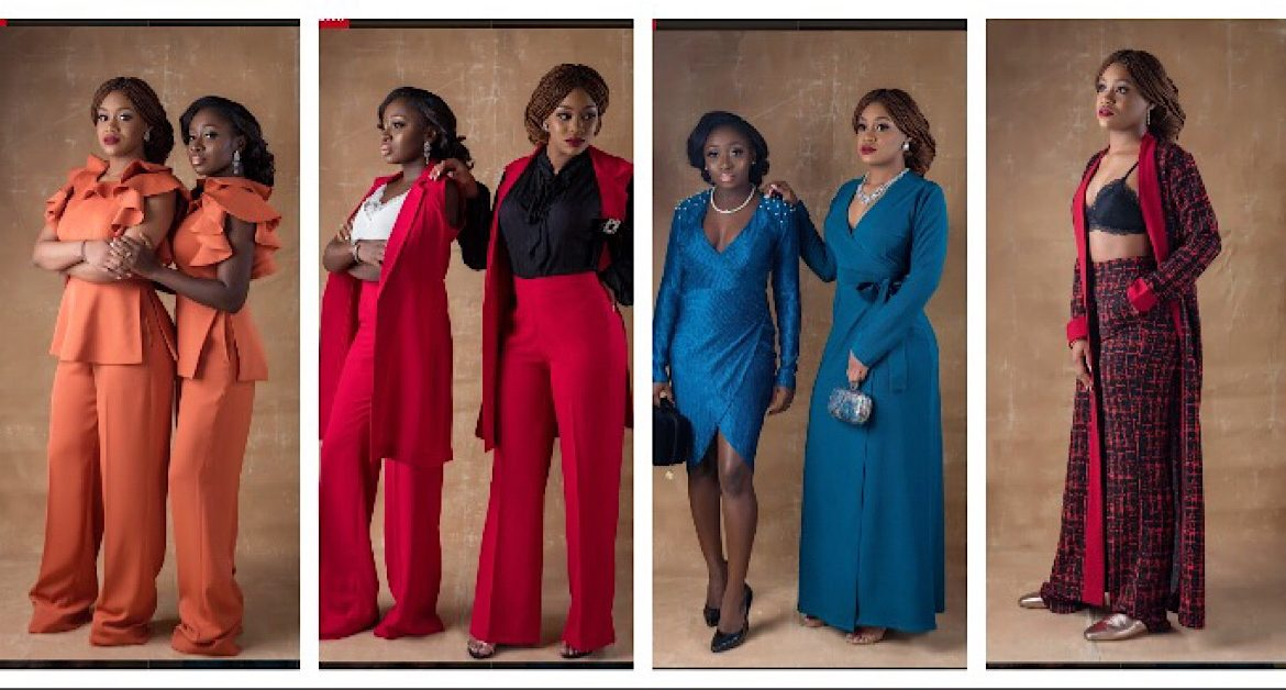 Nigerian Fashion Brand MaNigerian Fashion Brand Maxine Walters Releases It's Debut Collection xine Arthurs Releases It's Debut Collection