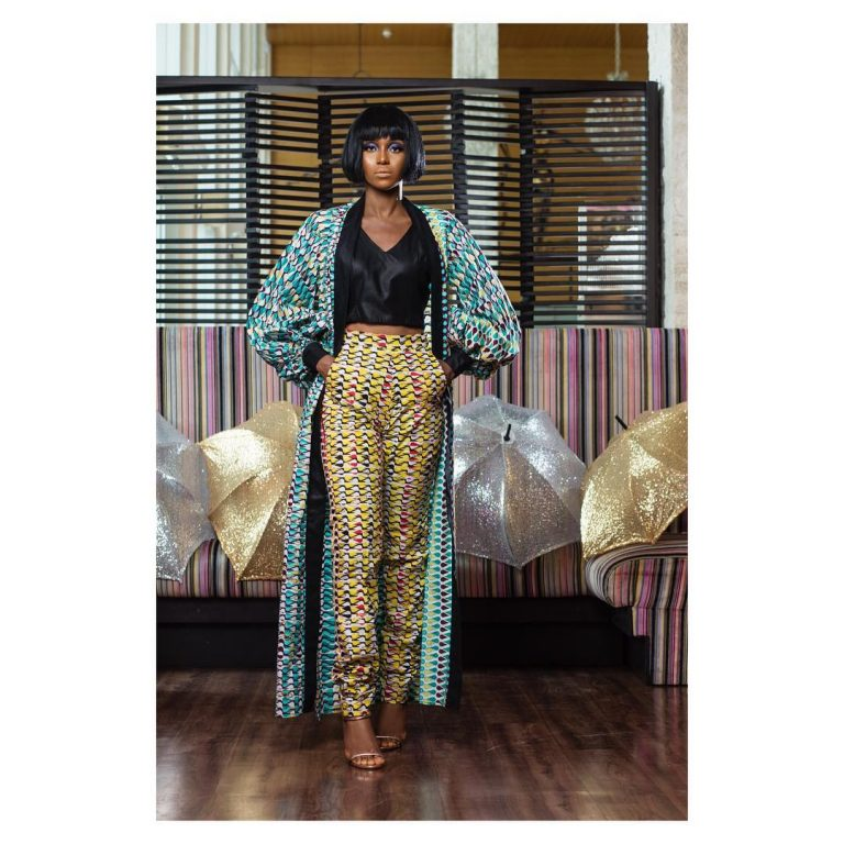 Jane Michael Ekanem And Woodin Collaborate On New Collection