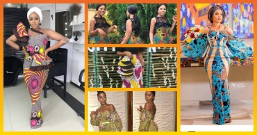 Chic, Spicy Ankara Styles For Your Wardrobe