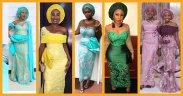 Best Asoebi Styles Of The Week September 15-21