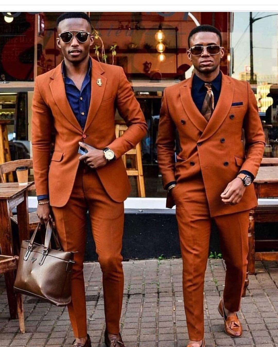 Male Fashion: How To Rock Colorful Suits