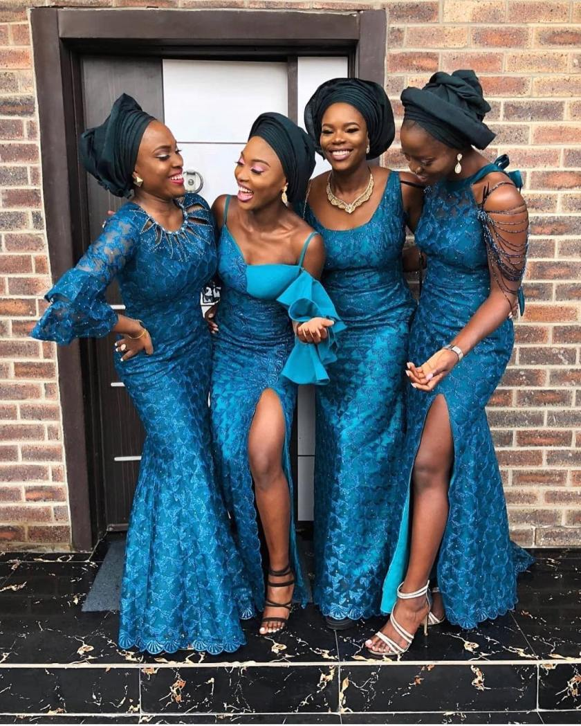 If Your Friends Don't Look This Hot At Your Wedding, Change Friends!