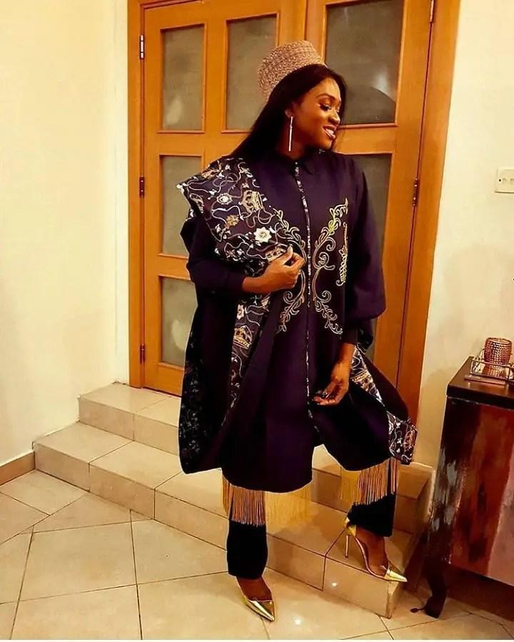 Fringe Asoebi Styles Lookbook 14