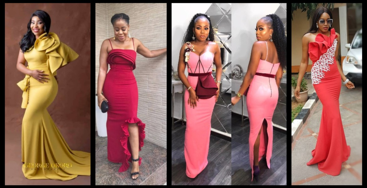 Feel Like A Star In These Hawt Nigerian Made Dresses
