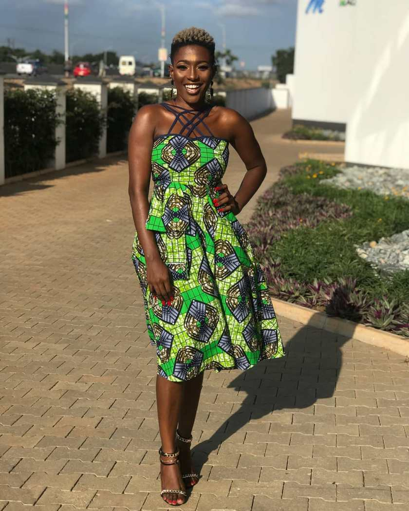 We Are Crushing On 'Dem Fancy Ankara Styles