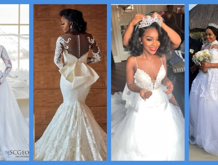 A Bride? You Should See These Wedding Gowns Before You Make A Choice!