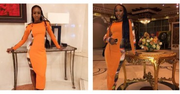 Beverly Naya And Anto Lecky Look Amazing In Nigerian Brand 2207
