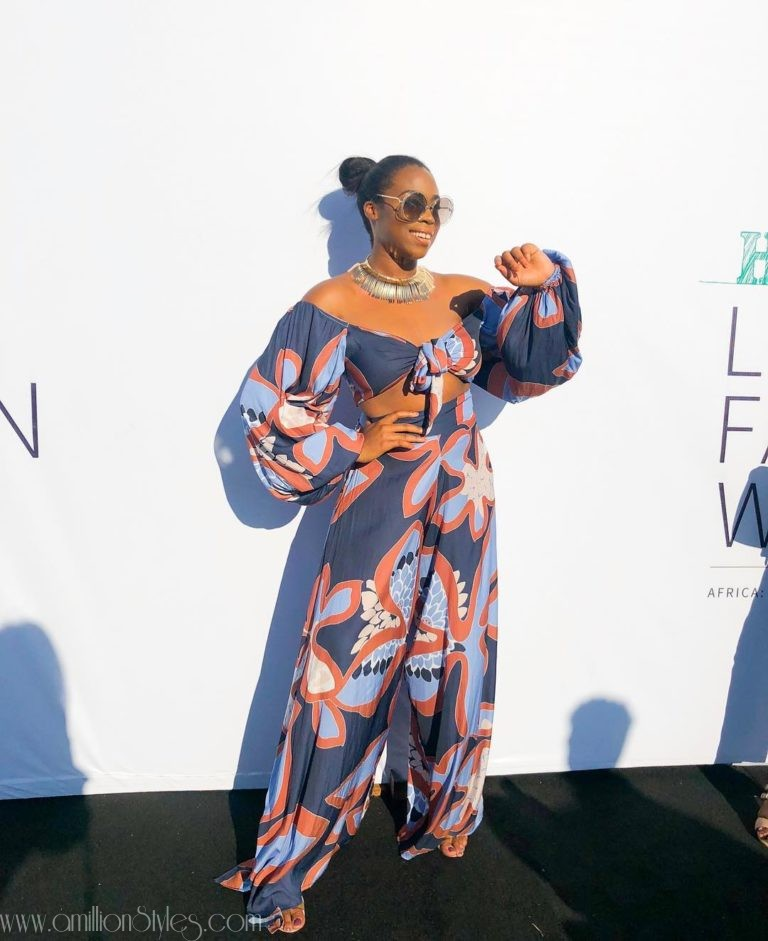 The Gorgeous Street Style Seen At The Heineken Fashion Week 2018