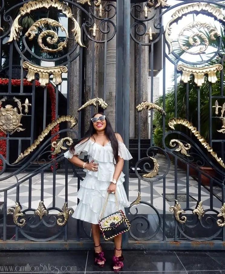 Style Crush: The Queen Of Luxury Fashion Jennifer Obayuwana