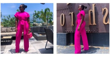 Ozinna Anumudu Is Style Goals In This Jumpsuit By Nale Girl