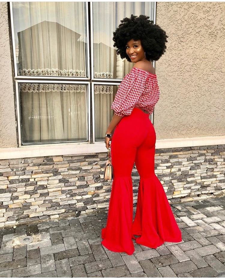 WCW: The Style Moments Of Powede Lawrence