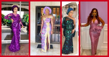 Love Them Or Not, These Bomb Asoebi Styles Are Hits!