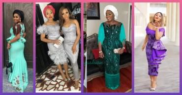 Fringe Asoebi Styles Lookbook 16