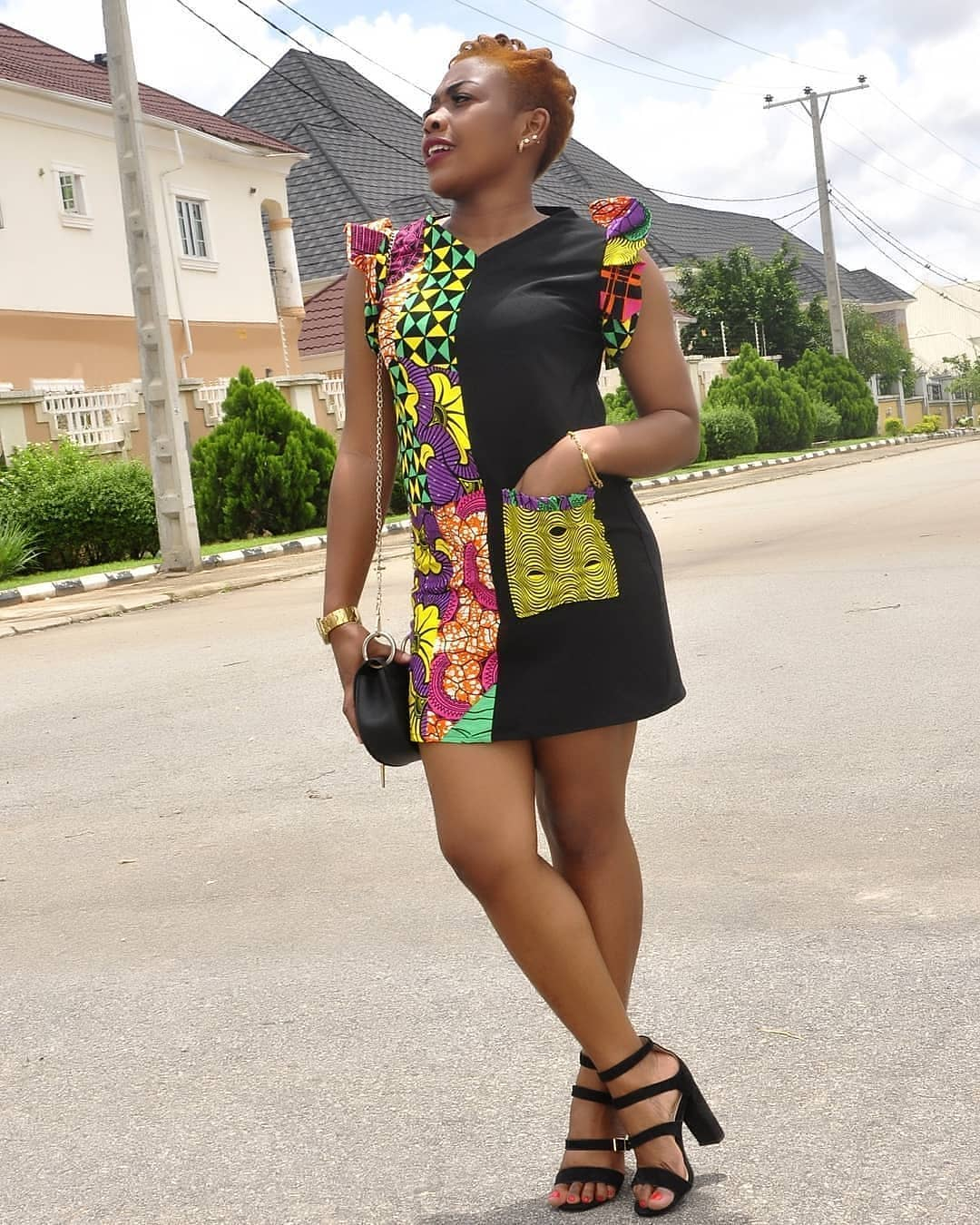 Super Trendy Monday Ankara Fusion Styles