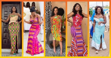 Kente Styles Slay For Days
