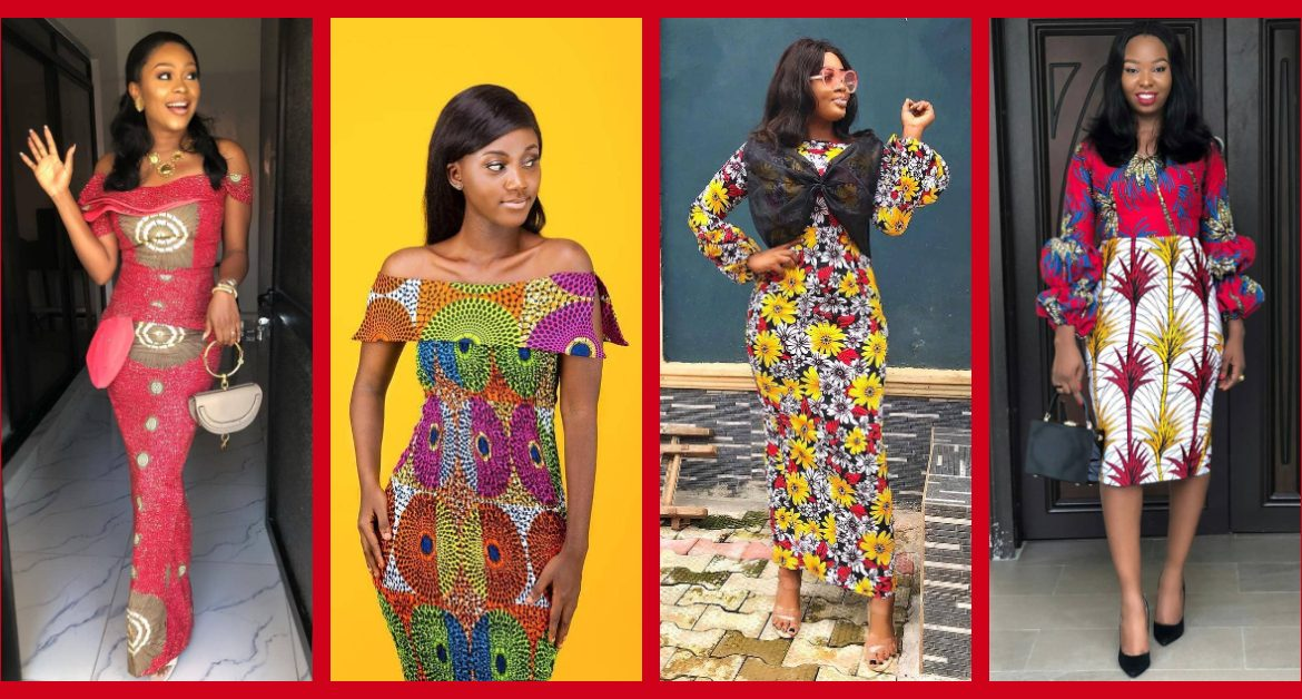 We Bring You Only The Latest, Best Ankara Styles