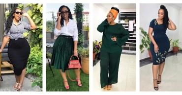 Chic Plus-size Styles With Eki Ogunbor