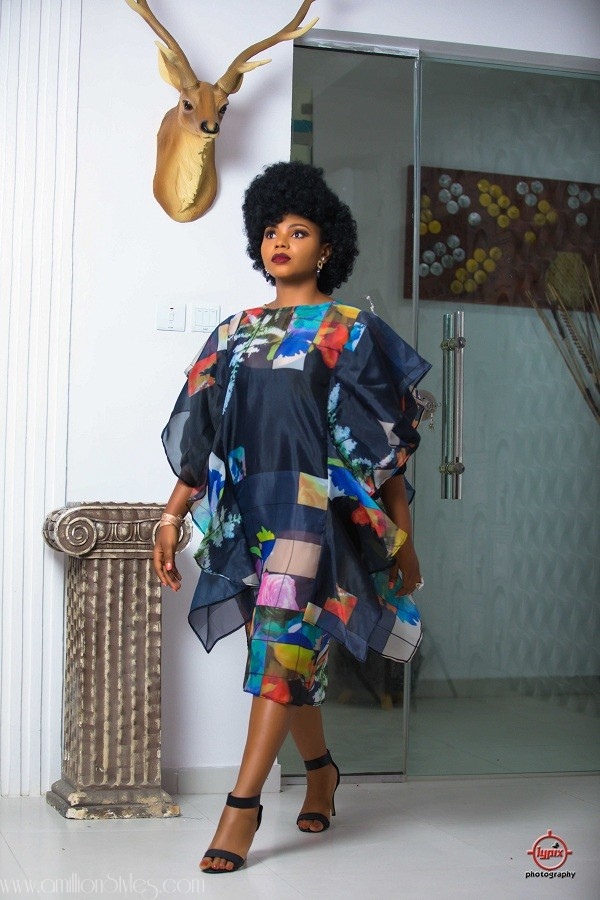 Tie And Dye With A Twist! Afrocentric Label Hallero's New Collection Is Lit