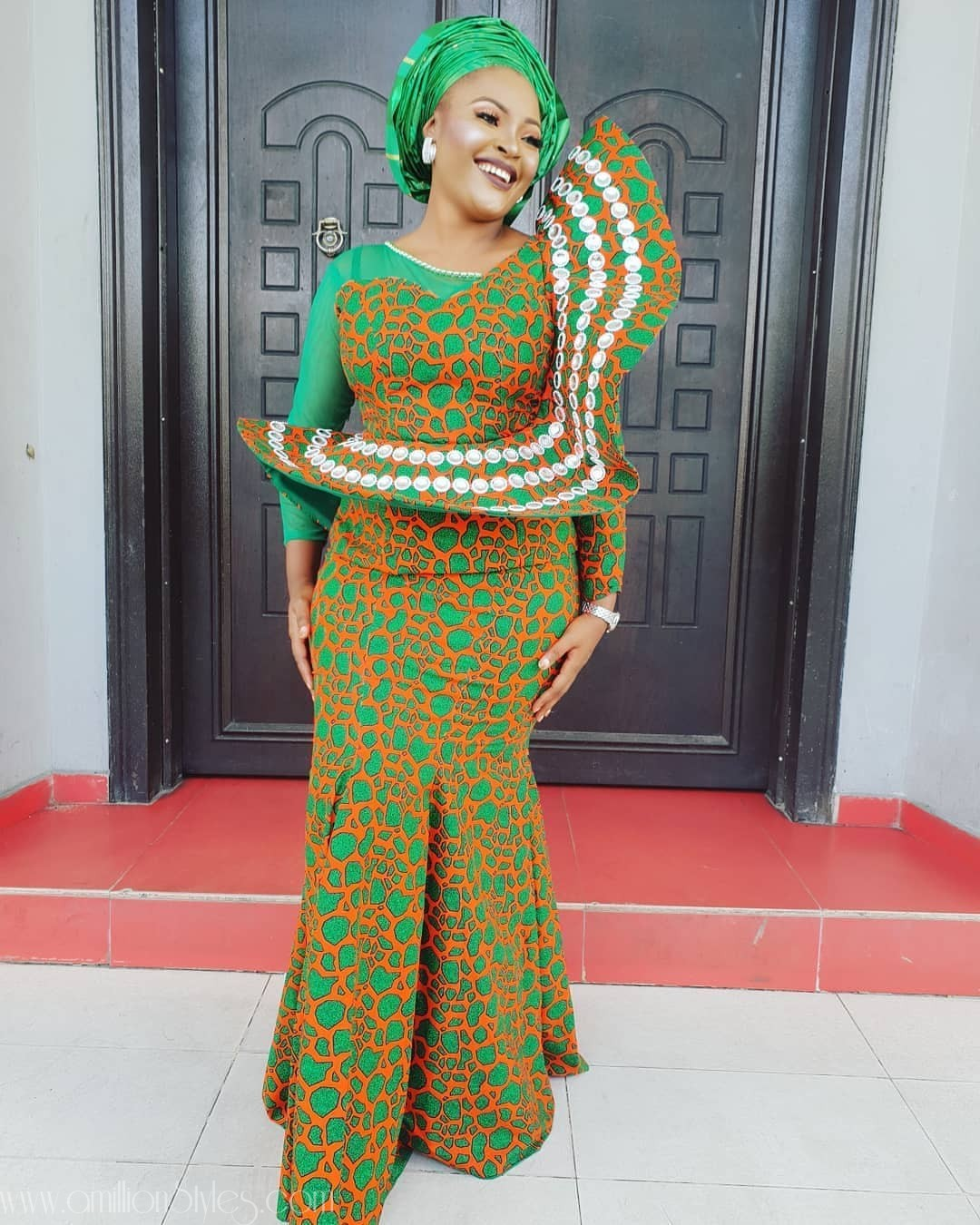 11 Sweet Ankara Styles That Will Always Be A Win