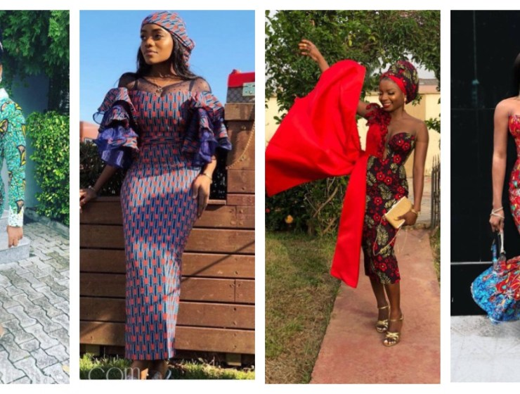 #WCW Styles: Crushing On These Fab Ankara Looks