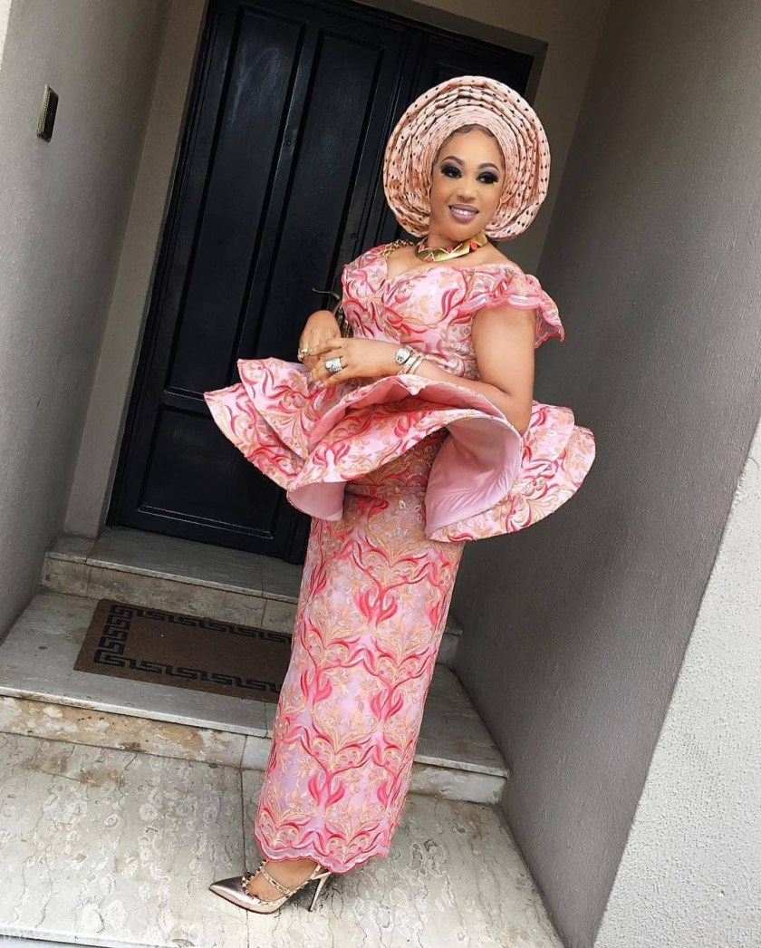 Best Asoebi Styles Of The Week October 27-November 2