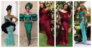 Bringing The Most Fab Latest Asoebi Styles Your Way!
