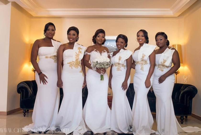 The Sweetest Bridesmaids Dresses At This Side Of The World