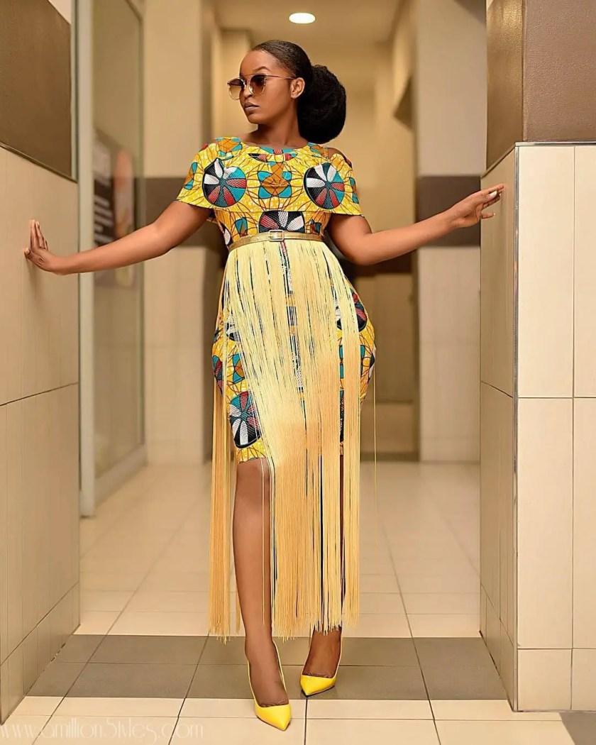 Fringe Asoebi Styles Lookbook 21