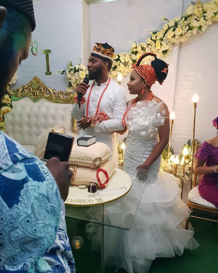 The Photos From Linda Ejiofor And Ibrahim Suleiman's Traditional Wedding