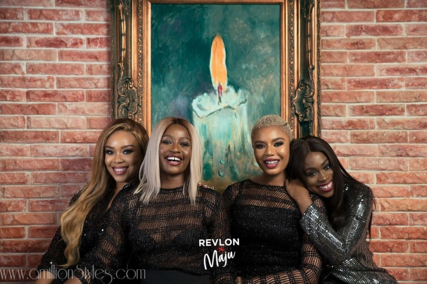 Revlon & Maju Just Released A Joint Campaign And It's Super Lit!