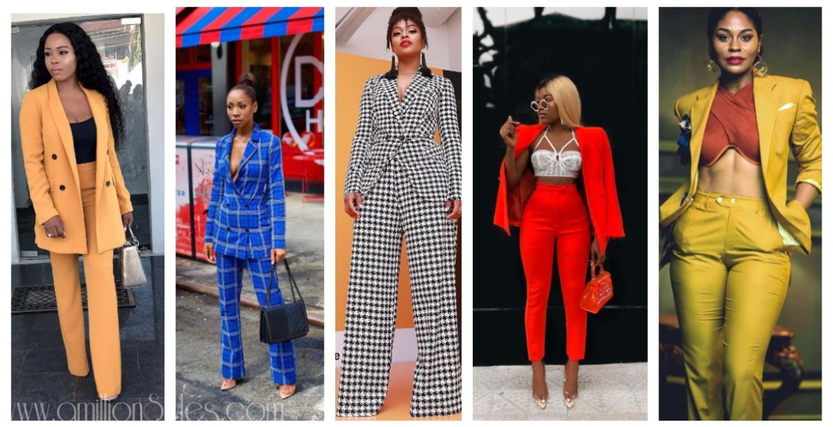 Ladies, Up Your Suits Style Game